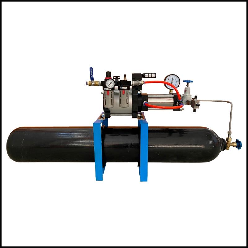 高压空气增压系统