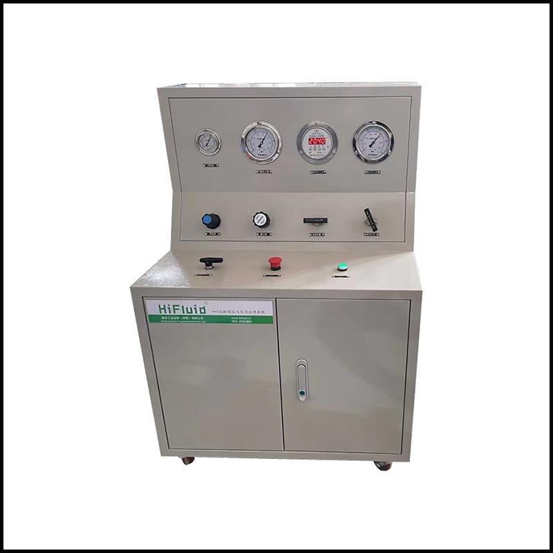 陕西气体增压系统